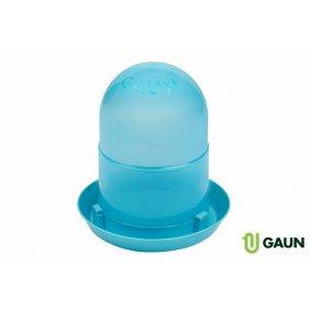 Abreuvoir plastique bleu pour poussins 2 litres