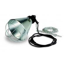 Protection de lampe chauffante à ampoule infrarouge