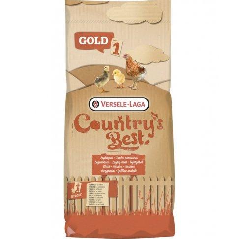 Aliment de démarrage Gold 1 Crumble Versele-Laga
