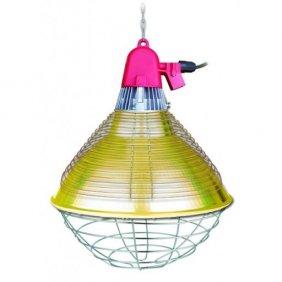Protecteur de lampe chauffante à fibre de carbone Chick'a interheat