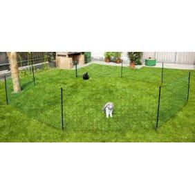 Filet électrique pour lapins et autres rongeurs en 12 ou 25 mètres