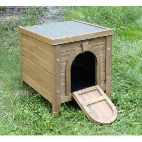 Maison extérieure pour lapin