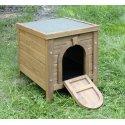 Maison extérieure pour lapin et autres rongeurs