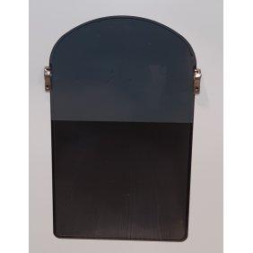 Porte basculante pour niche