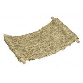 Jouets en herbe séchée pour rongeurs