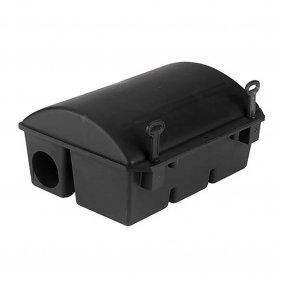 Boîte d'appât en PVC pour rats et souris Bora Box - Bloc Box