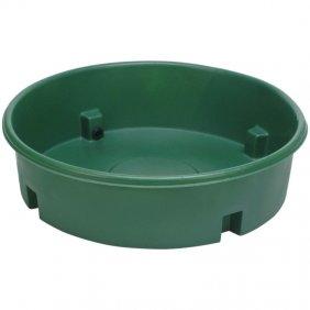 Bac de pâturage 450 litres, hauteur 35 cm