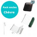 Filet et pack enclos électrique