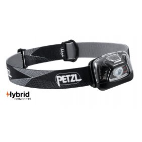 Lampe frontale Petzl Tikka noire
