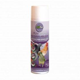 Mite spray volailles contre les poux rouges et les puces - 500 ml