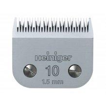 Têtes de coupe Heiniger numéro 4, 5, 7, 7F, 10 et 40 pour la tonte des petits animaux. Compatible avec Oster.