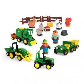 Coffret ferme 1er âge mon premier tracteur 349846