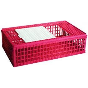 Cage de transport  pour poules, poulets et canards