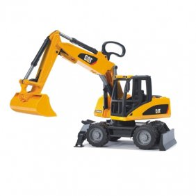 Pelle excavatrice Caterpillar jouet Bruder 02438