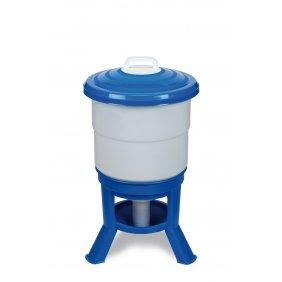 Abreuvoir sur pieds de 50 litres pour poules, canards et oies