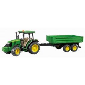 Tracteur jouet Bruder John Deere 5115M