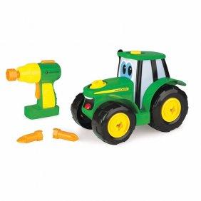 Tracteur jouet Johnny John Deere 1er âge
