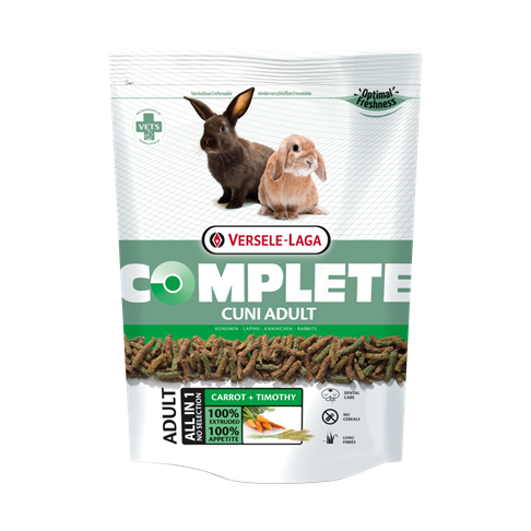 Aliments complets pour lapins - cuni junior ou adulte