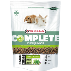 Aliments complets pour lapins - cuni junior ou adulte