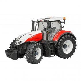 Tracteur jouet Bruder Steyr 6300 Terrus 03180