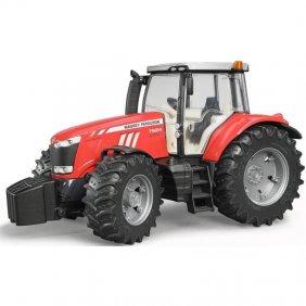 Tracteur jouet Bruder Massey Ferguson 7624