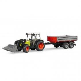 Tracteur jouet Bruder Claas Nectis 267F