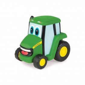Johnny le tracteur pousse roule