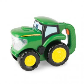 Jouet 1er âge - lampe de poche Johnny le tracteur