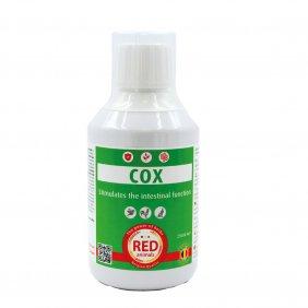 Complément alimentaire  pour améliorer système digestif  des poules Cox Red Animals 500 ml