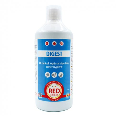 Red Animals Digest 1 litre