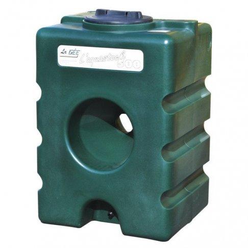 Réserve récupératrice d'eau de pluie 500 litres