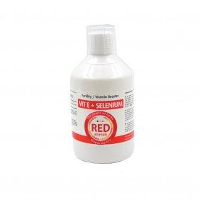 Complément alimentaire fertilité Vit E + selenium Red Animals 500 ml