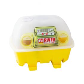 Couveuses 12,24 et 49 œufs automatiques River