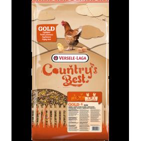 Aliment pour poules pondeuses Gold 4 mix Versele-Laga 20 kg