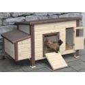 Poulailler électrique chauffant Kerbl-NoFrost pour 2-3 poules (HiTech)