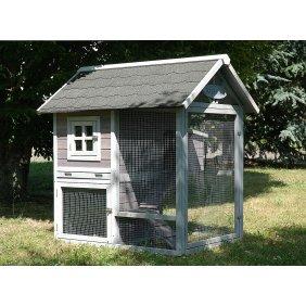 Poulailler Poule House pour 2 poules Lifland