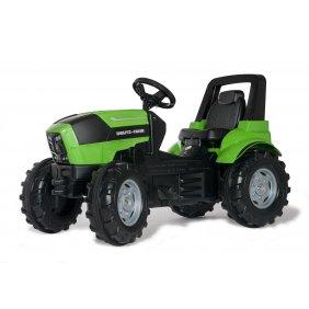 Tracteur à pédales Rolly Toys pour les enfants de 3 à 10 ans